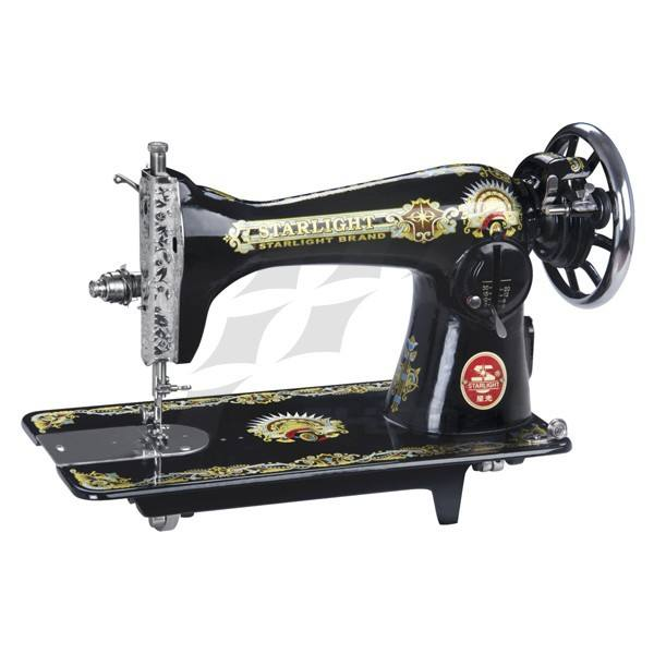 RALEIGH JA2-1 HOUSEHOLD SEWING MACHINE BLACK COLOUR
