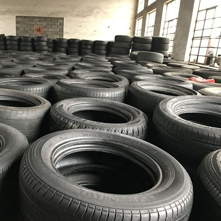 Used Tires Wholesale 12 to 20 inches Tread Depth 5mm+ MOQ400pcs