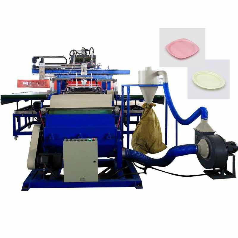 Thermocol Plate/ PS Foam Box/Food Container Making Machine