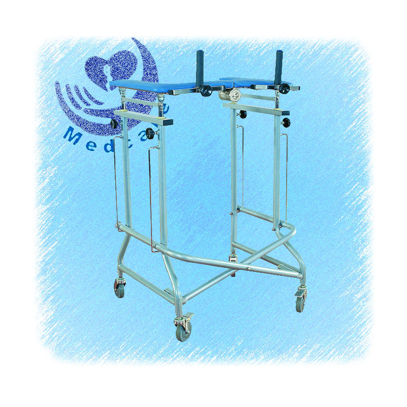 LR-8707 Adjustable Aluminum exercise adult walker aid for disabled
