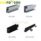 Sunforson Extruded Solar Aluminum Rail For Pv Panel Mounting System