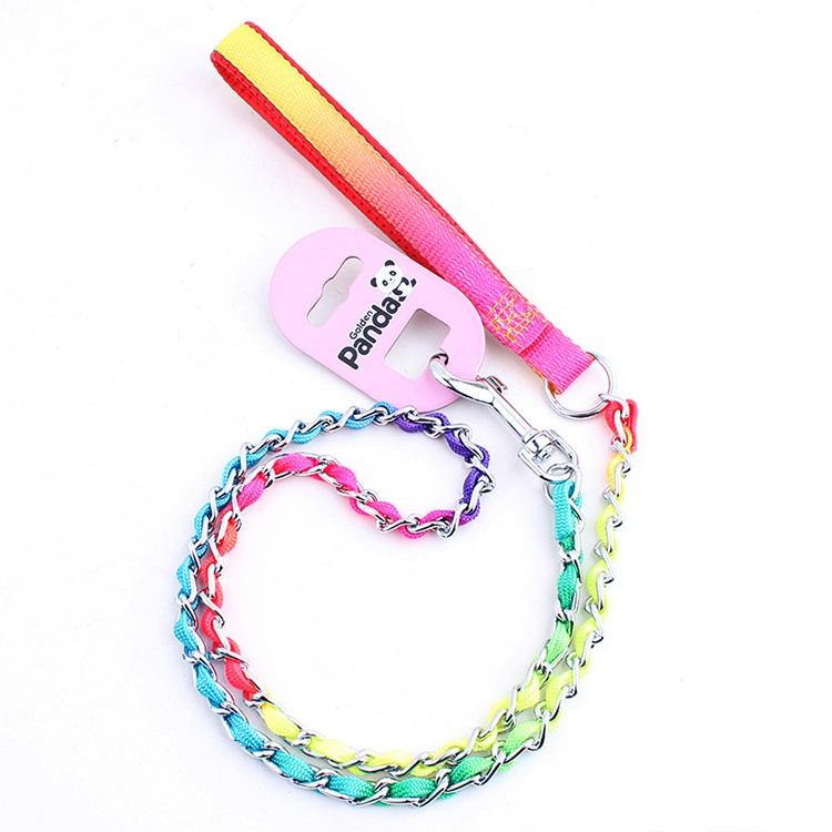 New arrival colorful durable cheap dog lead