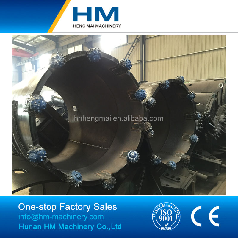 Highway Construction Rotary Drilling Rig Use Of Hard Rock Roller Bits Core Barrels
