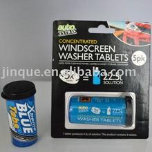 new car care product(windshield washer tablet)