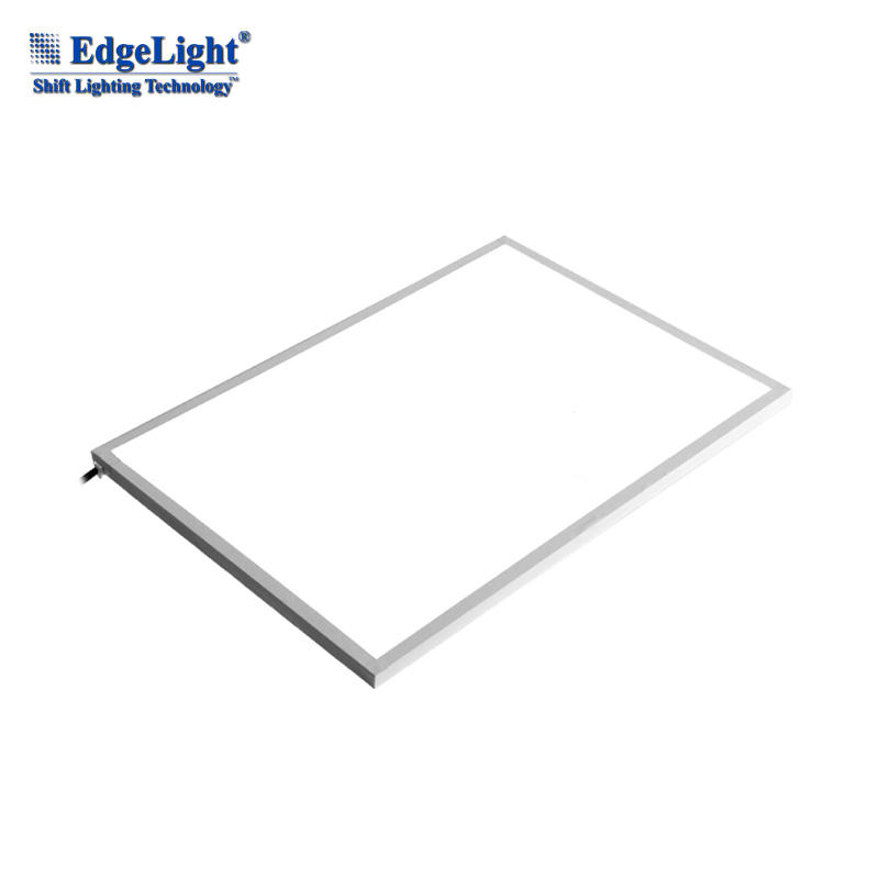 6mm thickness 24v/12v outdoor waterproof ultra slim led light panel