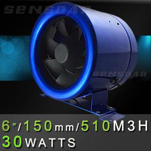 China lieferant 30w 110v/220v 6 zoll dach ventilator preise