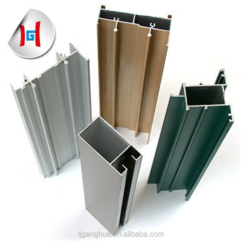 Aluminum Angle Bar/Panel Frame/Industrial Extruded Aluminum Profile