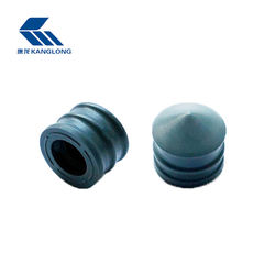 Rubber piston for disposable syringe /butyl rubber stopper