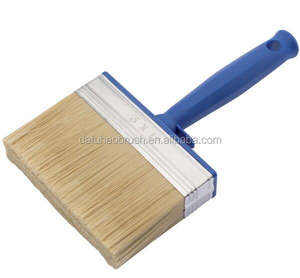 large size block bristle paint brush for ceiling