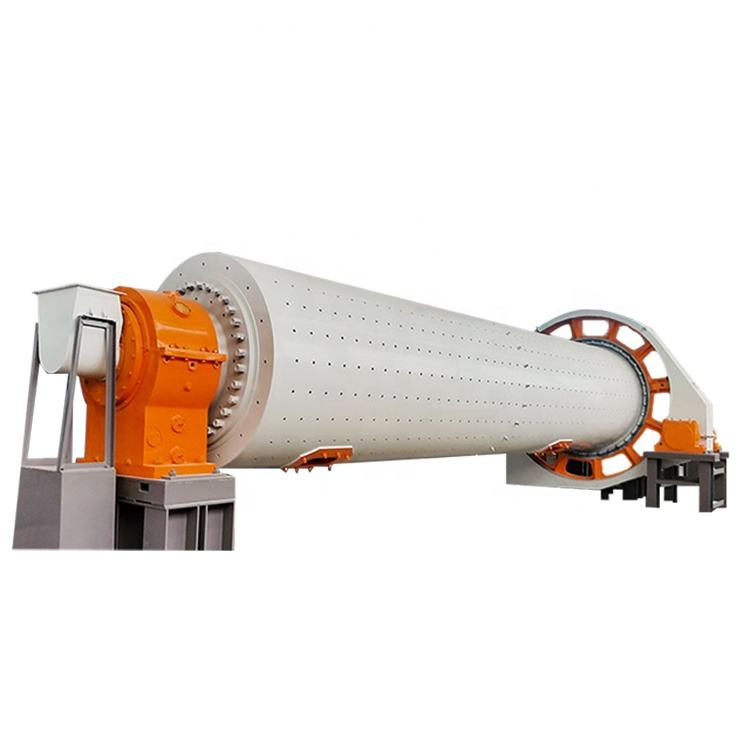Factory Price Dry Cement Grinding Ball Mill Machine With Low Price Exported to Pakisatn