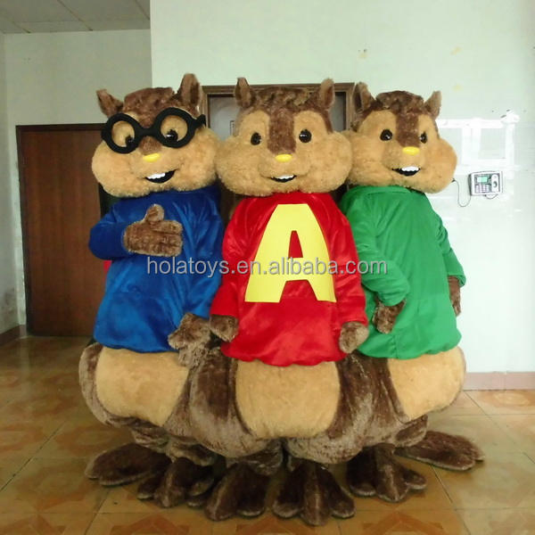 <span class=keywords><strong>Alvin</strong></span> and the chipmunks costumi per adulti