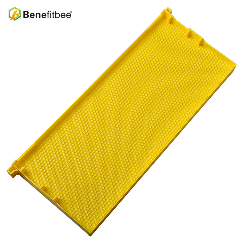 Wholesale Langstroth Bee Hive Plastic frame with comb foundation with good price