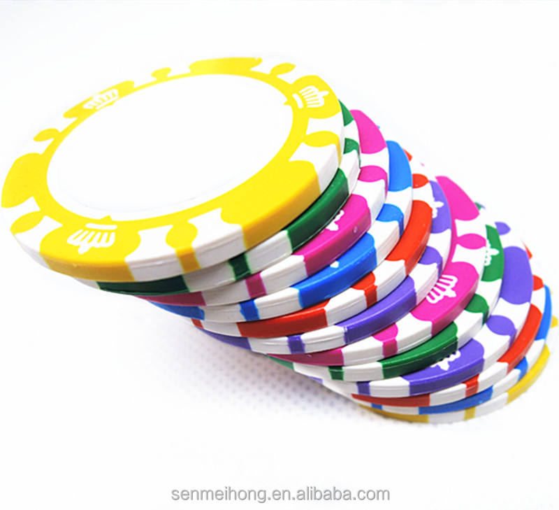 promotion high quality colorful casino poker chips