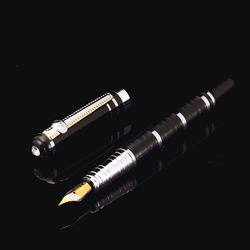New high quality heavy pen metal fountain fontain pen for business gift