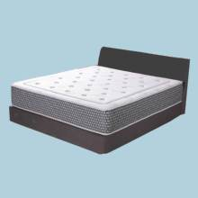Free sea freight 2019 new style competitive price hotel luxurious foldable box mattress spring
