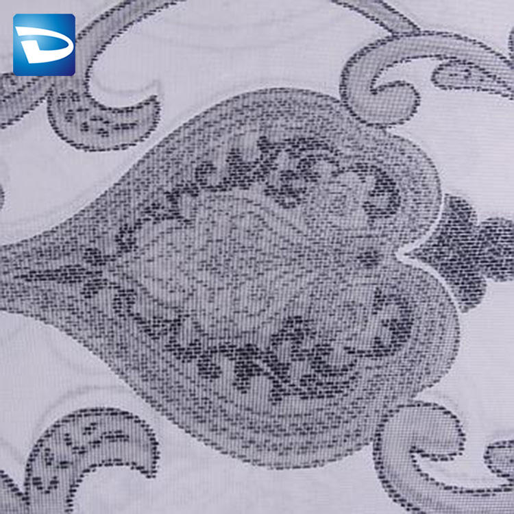 160-500 G/M2 Weight and 100% Polyester Material jacquard mattress ticking fabric factory JFQ026