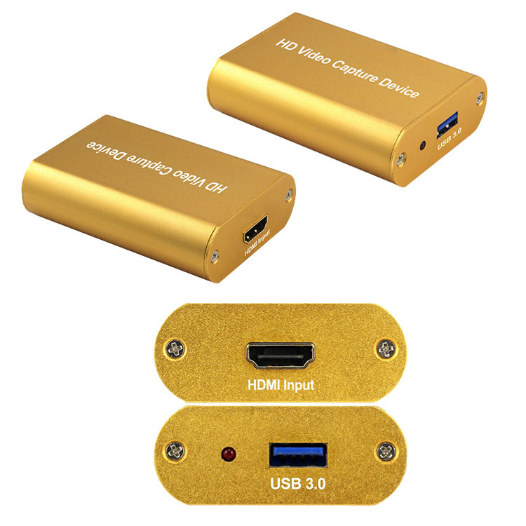 Hdmi Usb 3.0 Video Capture Dongle