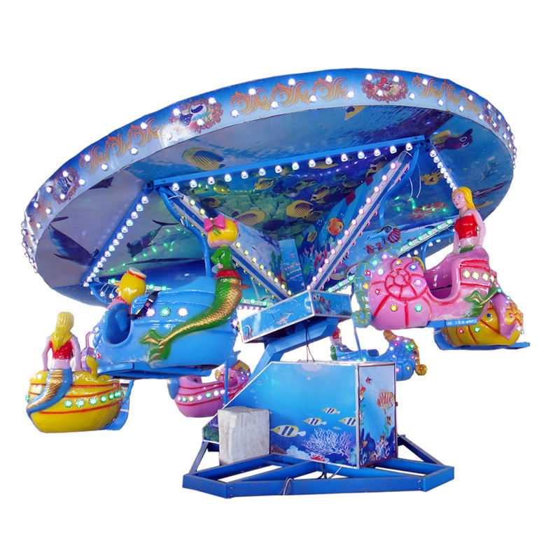 Modern Sports & Entertainment 6r/m children speed crazy ocean walk rides for sale