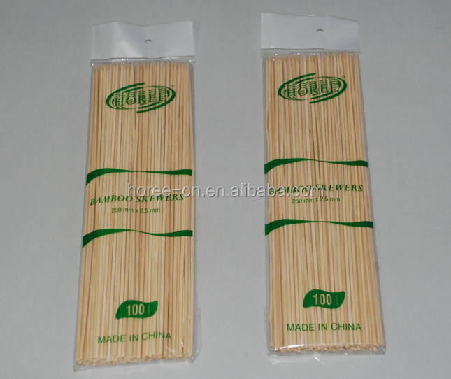 Many Size Plastic Skewer Stick For Choose