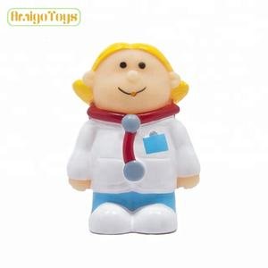 OEM Squishy Dier Squeeze Speelgoed Custom Action Figure Vinyl Speelgoed