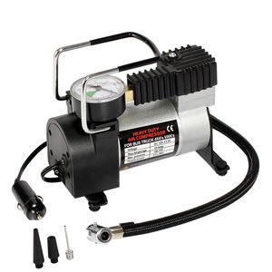 Mobil Air Compressor Portable Ban Tick Pompa