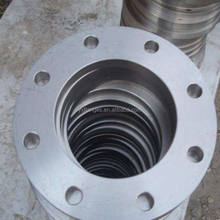 carbon steel forged din galvanized pipe flange