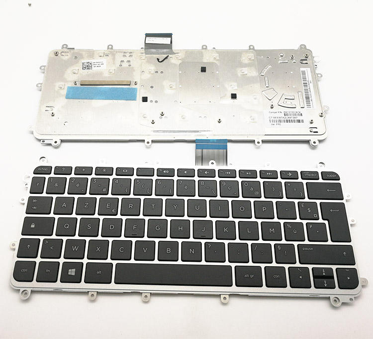 Genuine Apple MacBook Core M Year 2015 2016 A1534 French Layout Keyboard Clavier