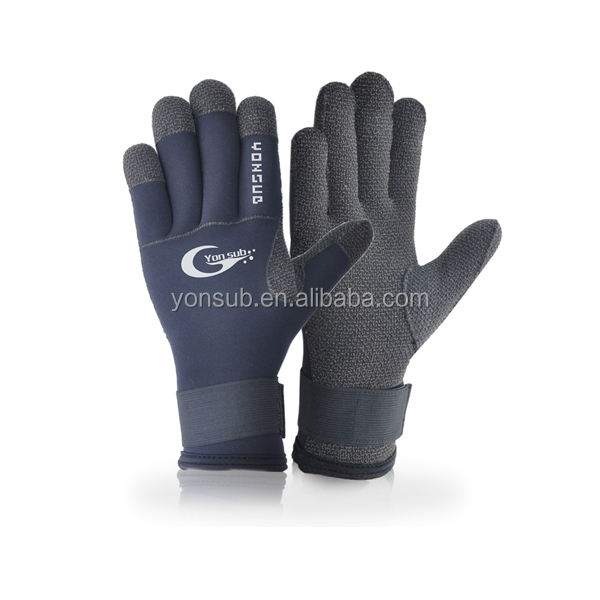 factory price neoprene diving gloves
