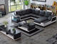 modern style comfortable lazy boy living room big size sofa