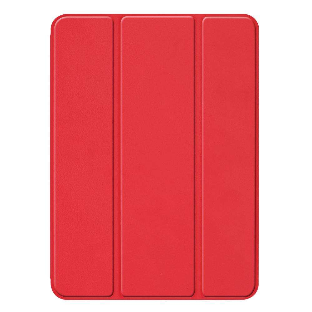 Para Novo iPad Com Três Dobras Suporte Auto Sono Wake PU LEATHER Tablet Case Capa para Apple iPad 2/3/ 4/5/6/pro 9.7/10.5/12.9/2017 2018