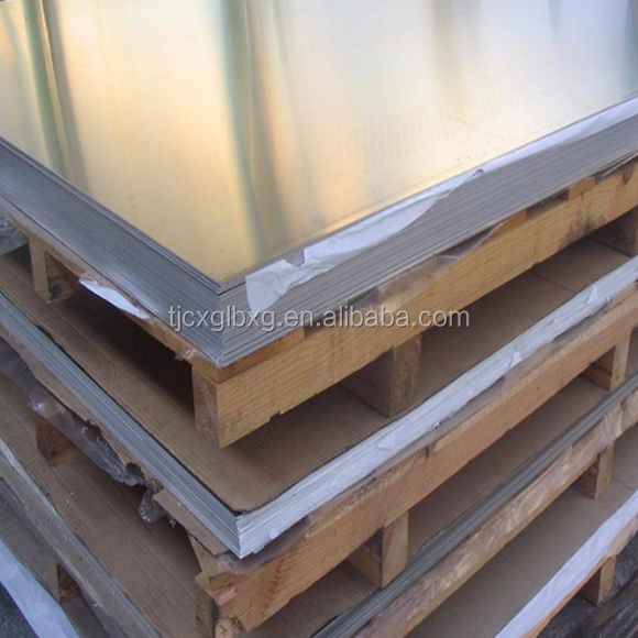 301 lembar cold rolled stainless steel