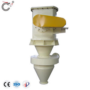 Ultrafine Air Classifier For Cement Ore Industry With Lower Price From Qingdao China