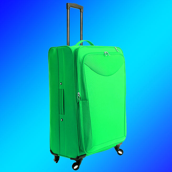 Stocklots Overstock travail beaucoup chariot à <span class=keywords><strong>bagages</strong></span> en polyester, l'excédent sac de voyage à roulettes, stocks excédentaires tissu maleta valise ensemble