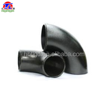 90 degree elbow carbon steel butt welded seamless pipe fittings wtih good price