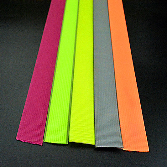 Anti-skid Nylon Ribbon Cotton Fabric Polyester Safety Webbing Strap for dog safety harness