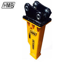 HMB hydraulic rock breaker hammer for small excavator with good price