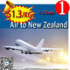Agent New Zealand Air Logistic Agent Air Cargo China to New Zealand Skype:candyasb