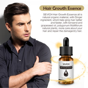 Customized free sample private label natural organic growth hair oil