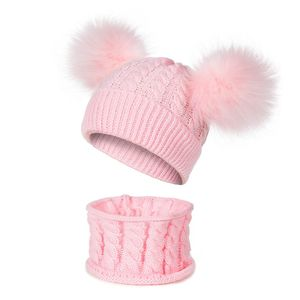 DD1344 winter crochet knitted hats kids newborn baby beanie hat