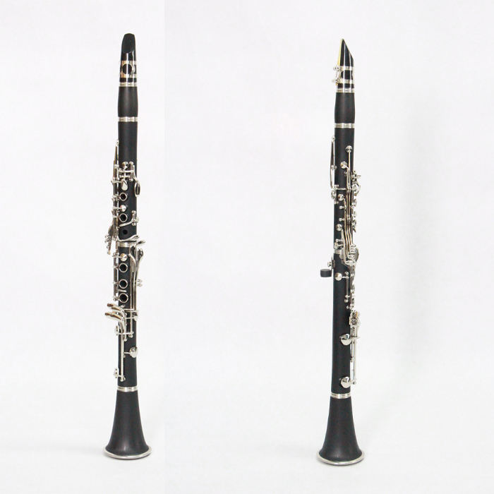 Fast Delivery 17 Key Bb Tone Bakelite Clarinet Focus FCL-150 Composite Hard Rubber Wood Clarinet
