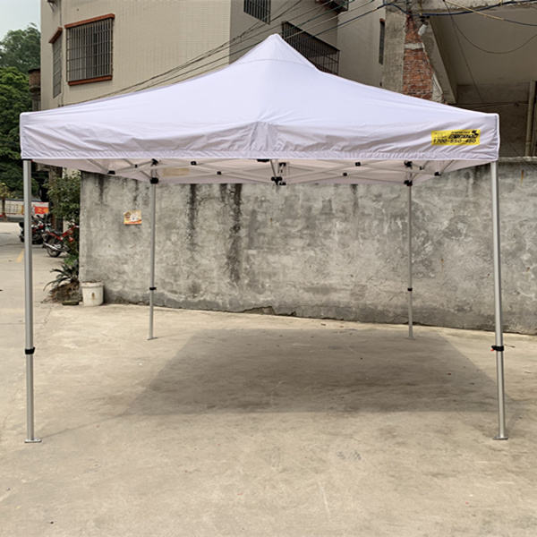 High quality trade show canopy tent10x10 pop up folding aluminium hexagon tent frame