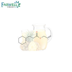 Farwell Pineapple Flavour 3-Allylcyclohexyl propionate