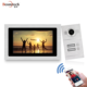 Bcomtech TCP/IP SIP smartphone 2 apartment video intercom
