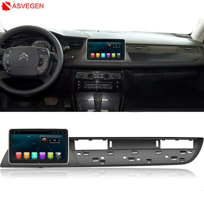 Fabrik Preis Android Auto <span class=keywords><strong>DVD</strong></span> Player Mit Handy Verbindung Für Citroen C5 2009-2016 Auto Video plyer