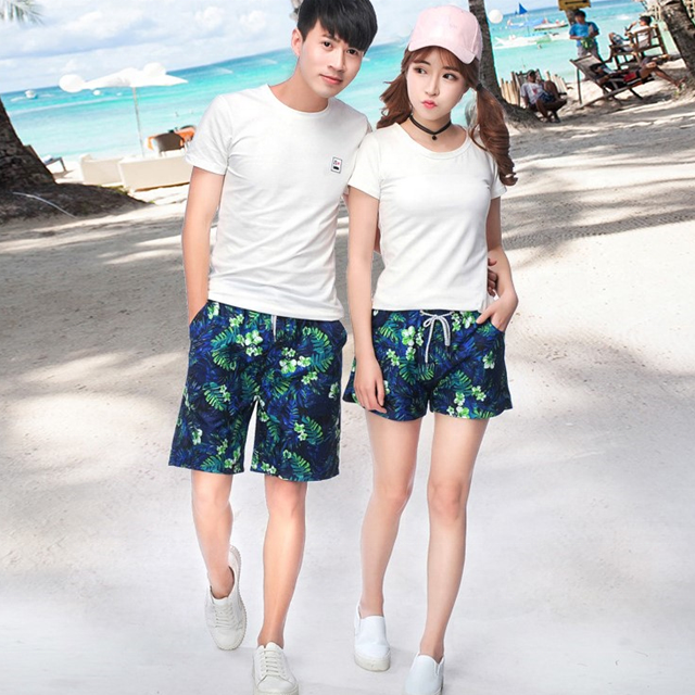 Custom Hot Summer Mens Polyester Surf Swim Pant Plus Size Beach Shorts Quick Dry For Holiday