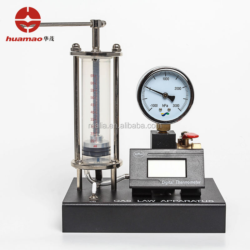 Gas Law Apparatus Gas Law Device Kit Science Student Laboratory Experiment Apparatus
