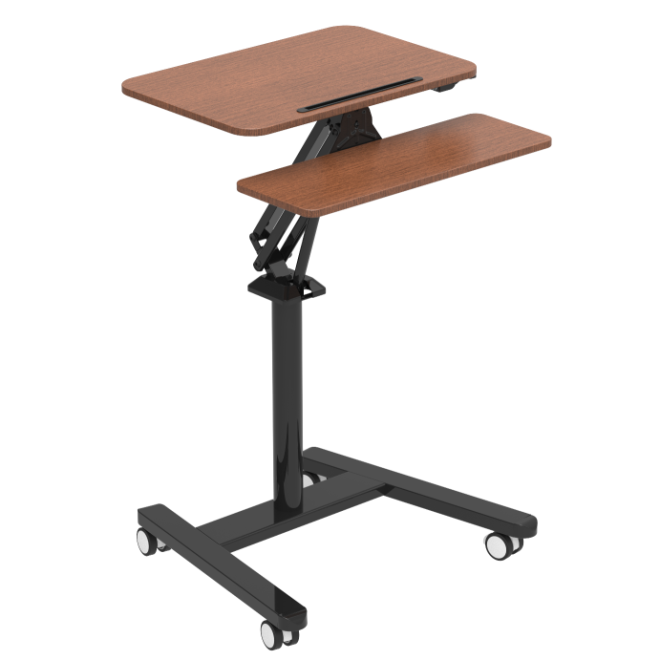 adjustable lift office standing desk cheap metal computer desk monitor sit stand workstation office monitor workstation