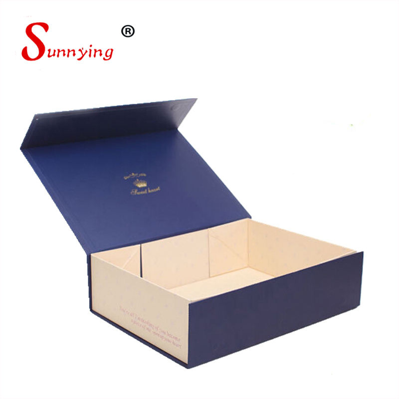 [ Grey Board Packing Box Packaging ] 2017 Blue Coat Paper Grey Board Product Packing Paper Box For Packaging