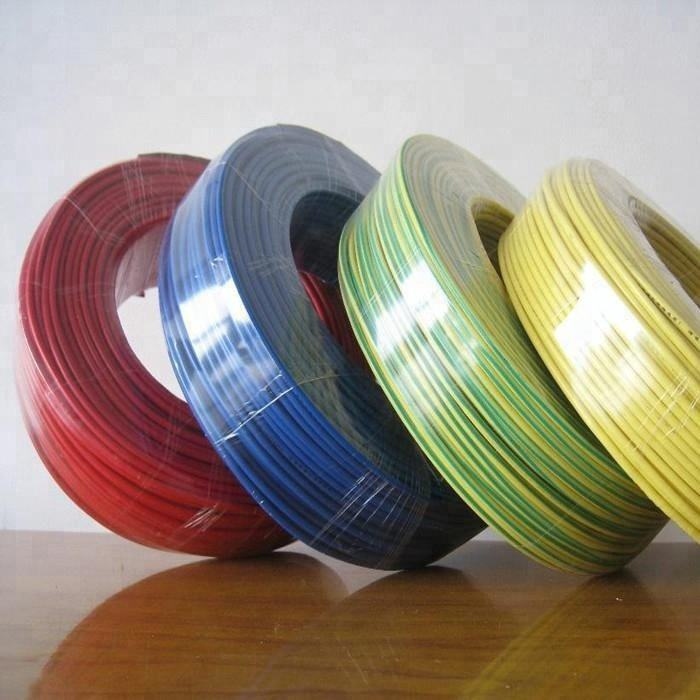 Stranded Copper wire PVC Insulated THW TW 12AWG Wire