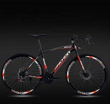 road bike 21 / 24 / 27 Speed 700 CC Adult Bend  race bicycle for  Male and Female Students